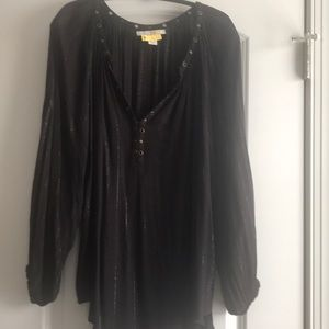 Awesome tunic!  Fairly sheer